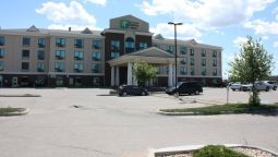 Exterior view Holiday Inn Express & Suites MEDICINE HAT TRANSCANADA HWY 1