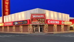 Exterior view Winners Inn Casino
