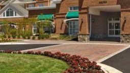 Exterior view Residence Inn Dulles Airport at Dulles 28 Centre