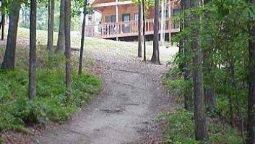 Buitenaanzicht LAKE LANIER LODGES