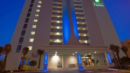 Exterior view Holiday Inn Express & Suites OCEANFRONT DAYTONA BCH SHORES