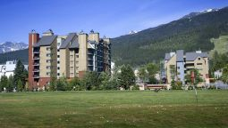 Exterior view Hilton Whistler Resort - Spa