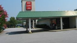 Buitenaanzicht Red Carpet Inn Wilkesboro