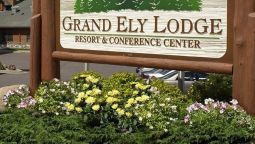Buitenaanzicht GRAND ELY LODGE RESORT AND CONFERENCE CE