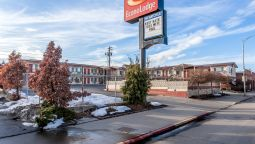 Exterior view Econo Lodge Wenatchee
