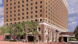 Exterior view Hilton Fort Worth