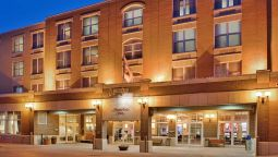 Exterior view Hampton Inn Deadwood at Tin Lizzie Gaming Resort SD