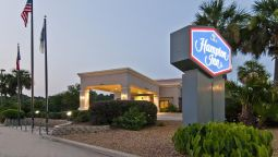 Buitenaanzicht Hampton Inn Livingston