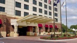 Buitenaanzicht Newport News Marriott at City Center