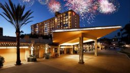 Buitenaanzicht Sheraton Park Hotel at the Anaheim Resort