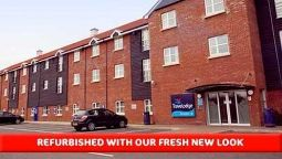 Buitenaanzicht TRAVELODGE STANSTED GREAT DUNMOW