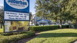 Hotel Suburban Extended Stay South - Kissimmee (Florida)