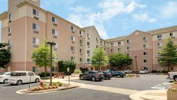 Buitenaanzicht Suburban Extended Stay Hotel Wash. Dulles