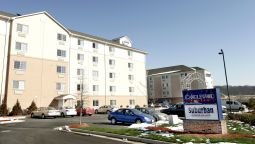 Exterior view Suburban Extended Stay Hotel Wash. Dulles