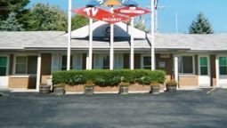 Exterior view SUNSET MOTEL- LAKE BLUFF