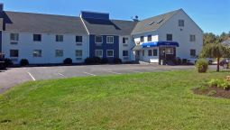 Exterior view RED CARPET INN  SUITES NEW LONDON