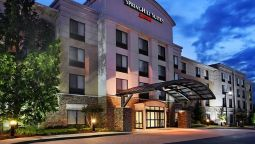Buitenaanzicht SpringHill Suites Knoxville at Turkey Creek
