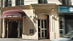 Exterior view Paris Legendre
