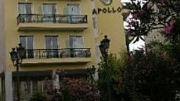 Exterior view Apollo