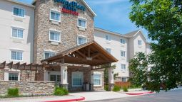 Buitenaanzicht TownePlace Suites Colorado Springs South