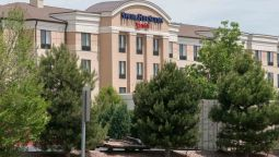 Exterior view SpringHill Suites Colorado Springs South