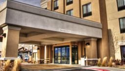 Buitenaanzicht SpringHill Suites Colorado Springs South