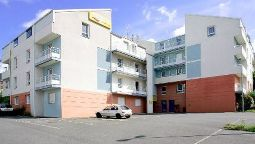 Exterior view Appart City Brest Pasteur Residence Hoteliere