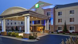 Exterior view Holiday Inn Express & Suites HIGH POINT SOUTH