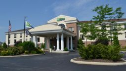 Buitenaanzicht Holiday Inn Express & Suites KENT STATE UNIVERSITY