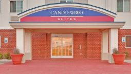 Exterior view Candlewood Suites CLARKSVILLE