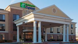Buitenaanzicht Holiday Inn Express & Suites MARTINSVILLE-BLOOMINGTON AREA
