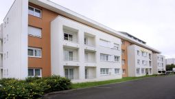 Exterior view Appart City Rennes Saint Gregoire Residence Hoteliere