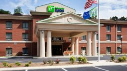 Exterior view Holiday Inn Express DAYTON