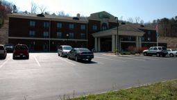 Buitenaanzicht Holiday Inn Express DAYTON