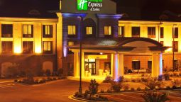 Exterior view Holiday Inn Express & Suites DYERSBURG