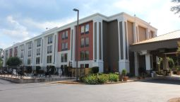 Exterior view Holiday Inn Express FORSYTH