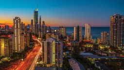 Hotel Crowne Plaza GOLD TOWER SURFERS PARADISE