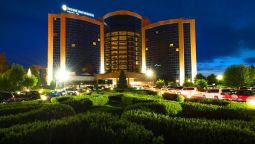 Buitenaanzicht InterContinental ALMATY
