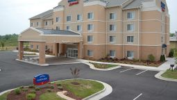 Exterior view Fairfield Inn & Suites South Hill I-85