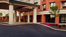 Hotel Courtyard Wall at Monmouth Shores Corporate Park - Farmingdale (New Jersey)