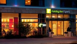 Buitenaanzicht Holiday Inn Express BIRMINGHAM - STAR CITY