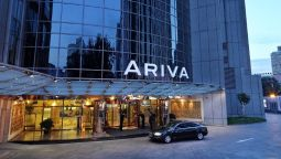 Exterior view Ariva Beijing West Hotel & Serviced Apartment