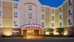 Exterior view Candlewood Suites BLOOMINGTON-NORMAL