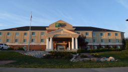 Exterior view Holiday Inn Express & Suites SPARTA