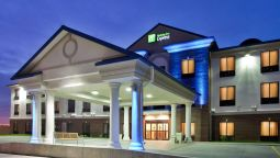 Exterior view Holiday Inn Express & Suites MCPHERSON
