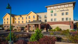 Buitenaanzicht Holiday Inn Express & Suites GOLD MINERS INN-GRASS VALLEY