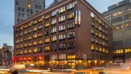 Exterior view Hilton Garden Inn New York/Tribeca