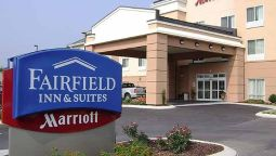 Exterior view Fairfield Inn & Suites Chattanooga South/East Ridge