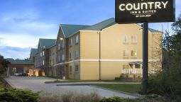 Buitenaanzicht COUNTRY INN SUITES COLUMBIA
