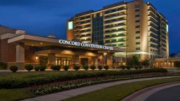 Hotel Embassy Suites by Hilton Charlotte-Concord-Golf Resort - Spa - Concord (Cabarrus, North Carolina)